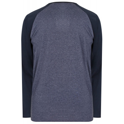Тениска Raglan
