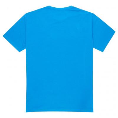Синя еластанска тениска