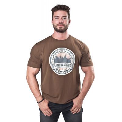 Тениска Sanfrancisco