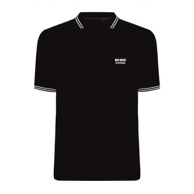 Обикновено лого на риза на поло